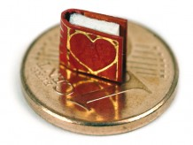 Variation on The Smallest Book: I Love You